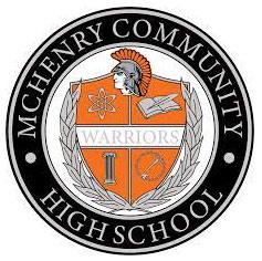 McHenry High School LED lighting installation