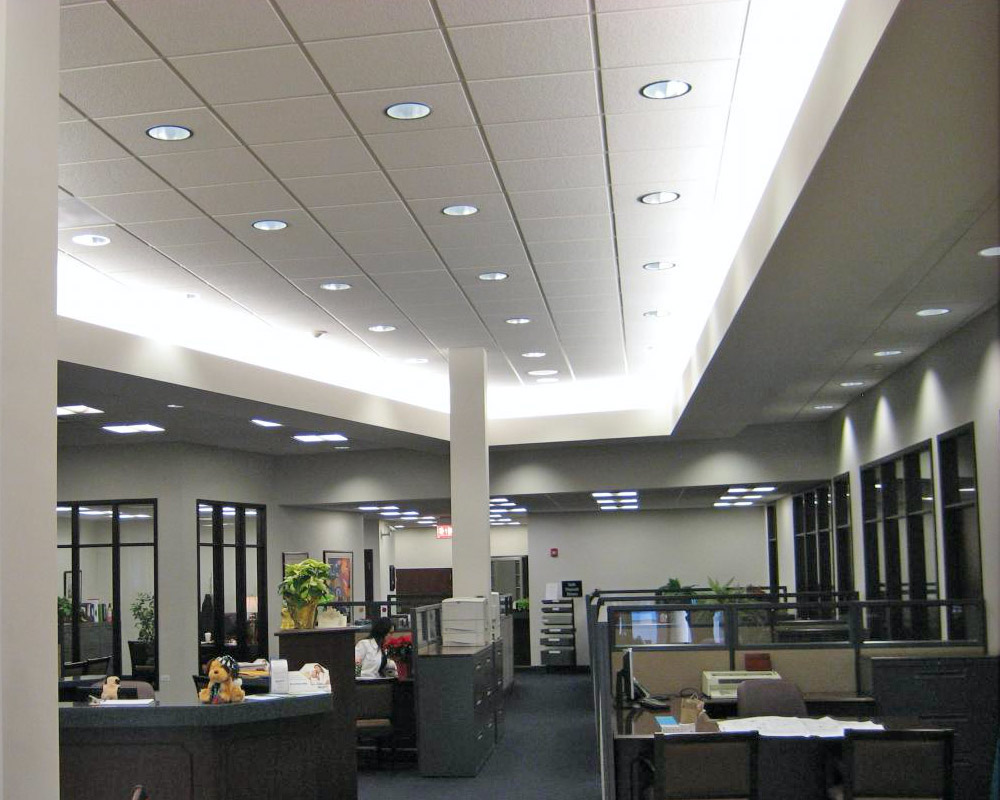 commercial lighting service