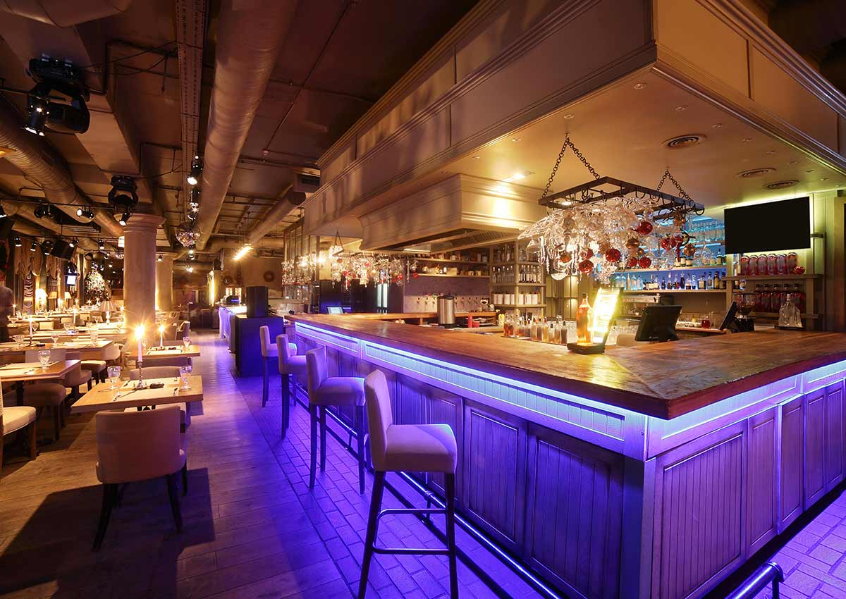 electrical commercial services for restaurants
