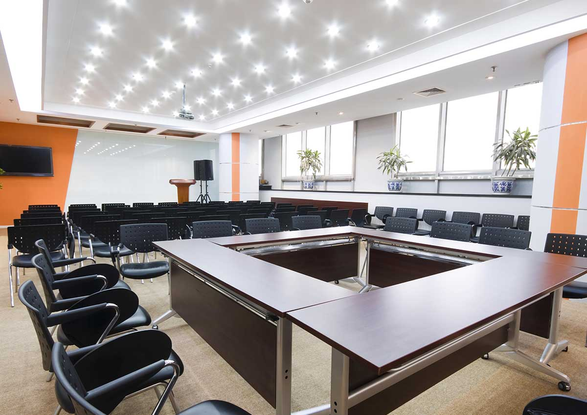 electrical services for office buildings